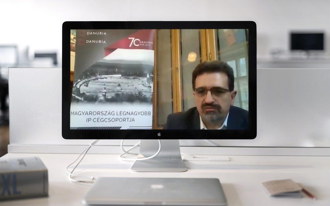 Interjú dr. Pethő Árpáddal az innovációs támogatásokról