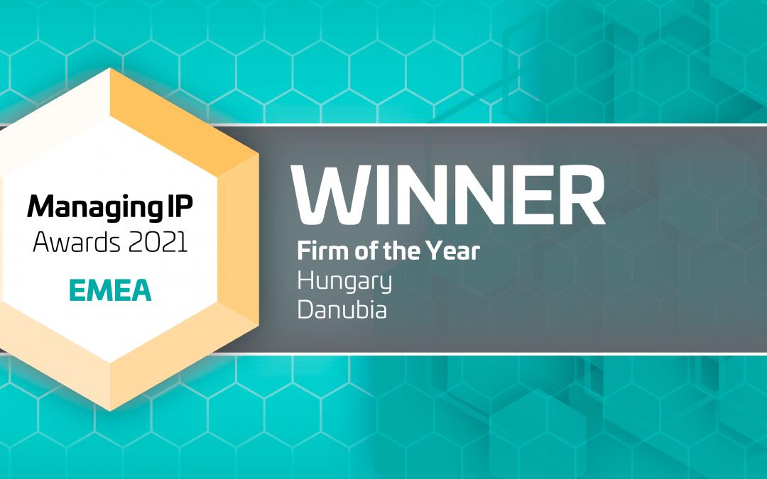 Idén is a Danubia lett Magyarország legjobb IP cége