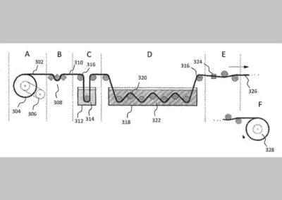 Kötőanyag mátrixba ágyazott elemi szálakból álló kábel, valamint eljárás és berendezés ilyen kábel, és a kábelt tartalmazó beton-kompozit szerkezet előállítására, valamint beton-kompozit szerkezet